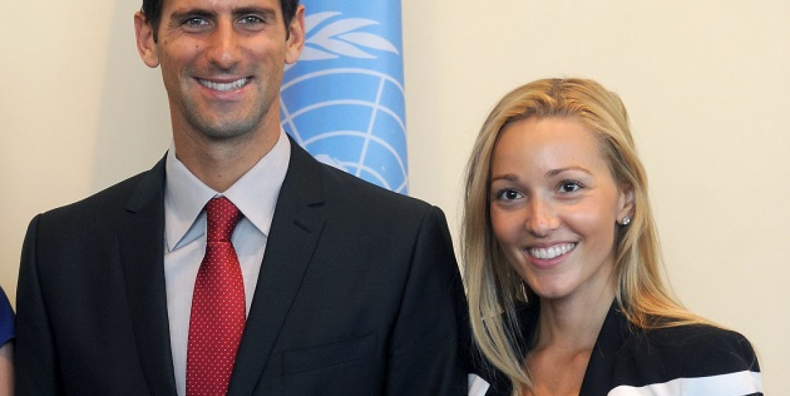 Novak Djokovic soon to be married?