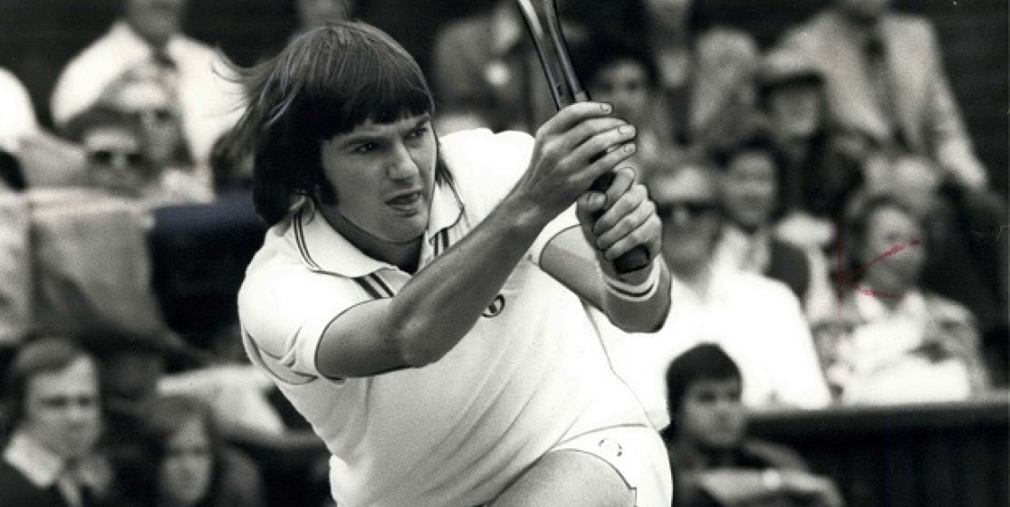 Jimmy Connors, the Vegas years
