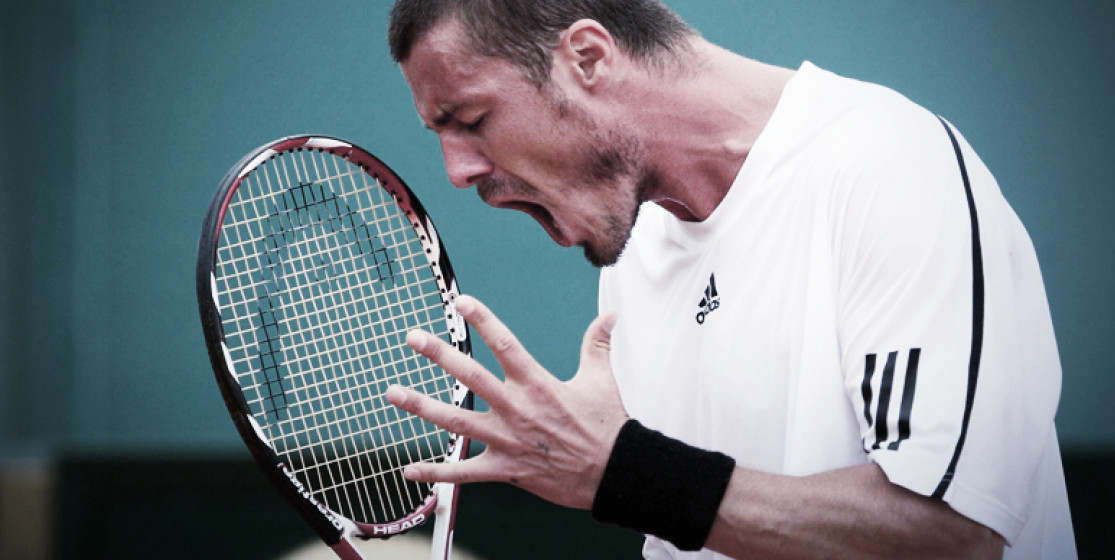 HOW TO BREAK YOUR RACQUET. AND WHY.