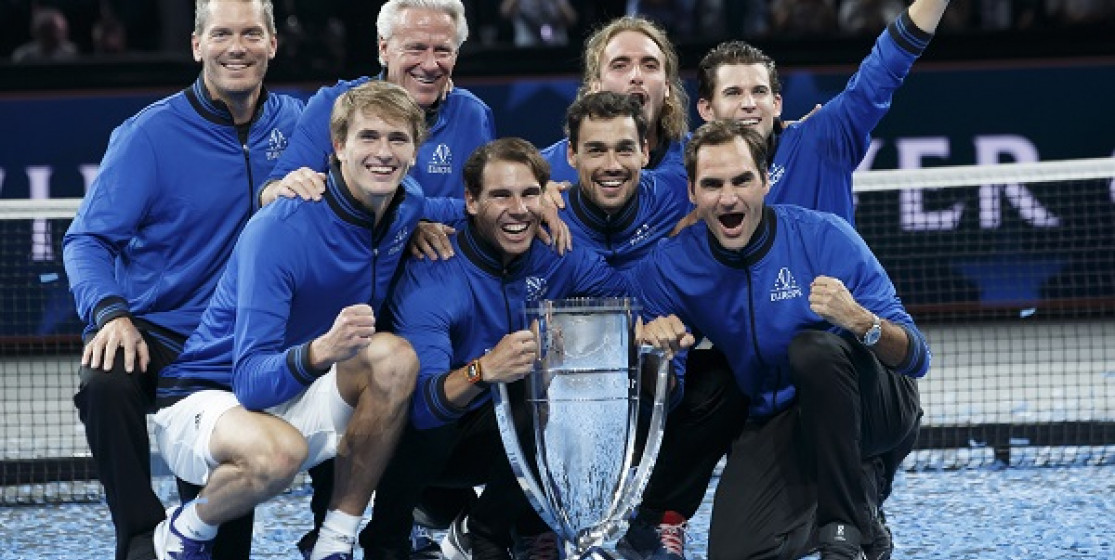 EUROPE WIN LAVER CUP AGAIN