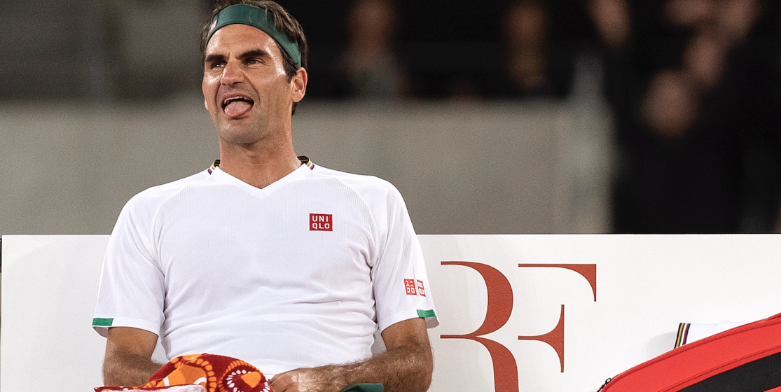 The tennis news (but not only) of the week: Federer and a water pistol