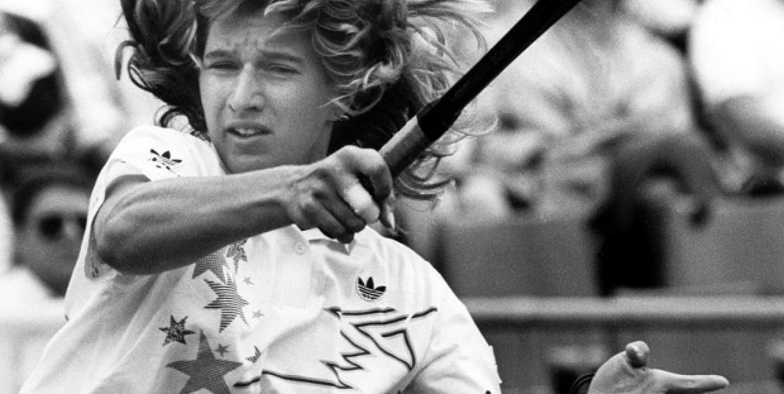 Grand Slam: Serena Williams in the steps of Steffi Graf?