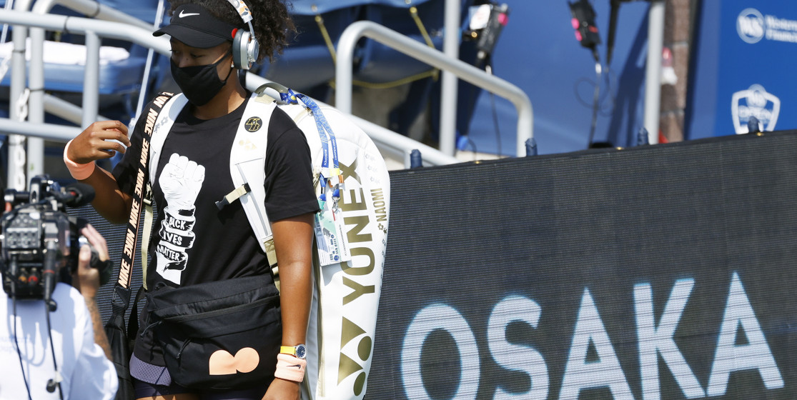 The tennis news (but not only) of the week: Azarenka the revenant and Osaka the activist