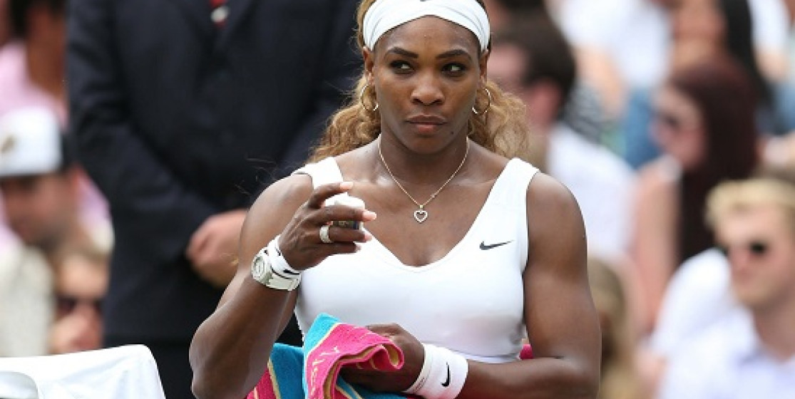 WHAT'S WRONG WITH SERENA?