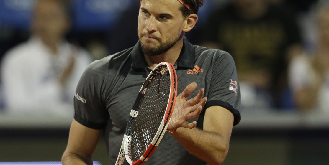 The tennis news (but not only) of the week: Thiem back in training and Kanye West the presidential c