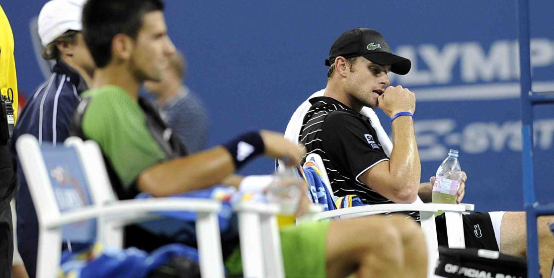 Bagarre évitée entre Djokovic et Roddick