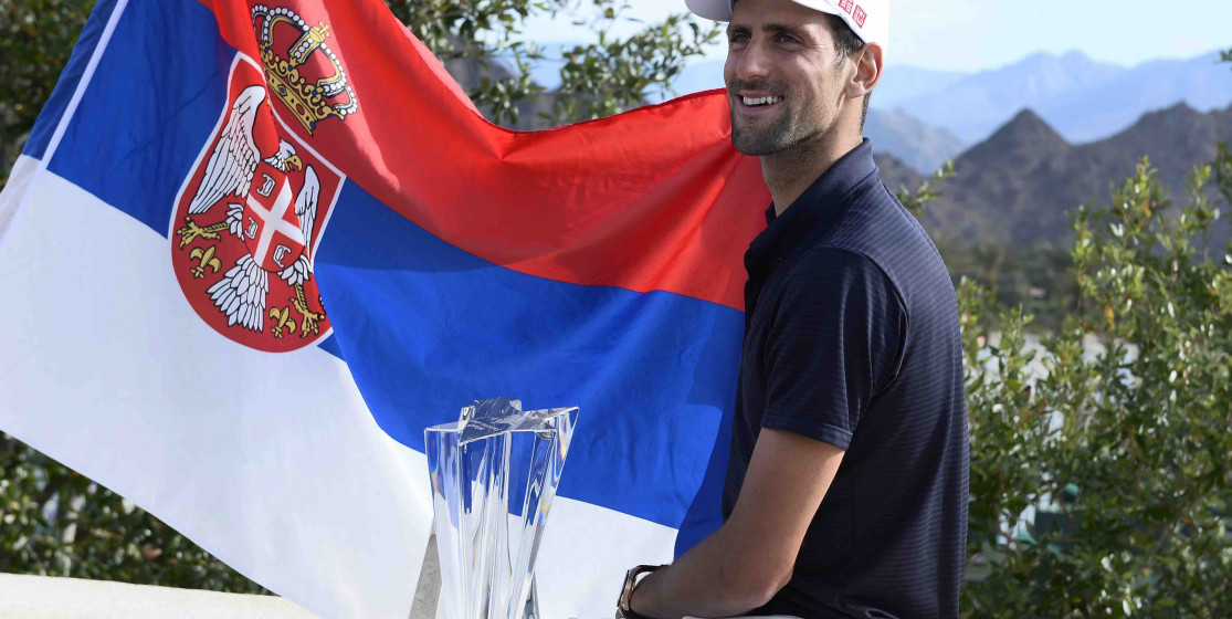 Novak Djokovic et la parité ...