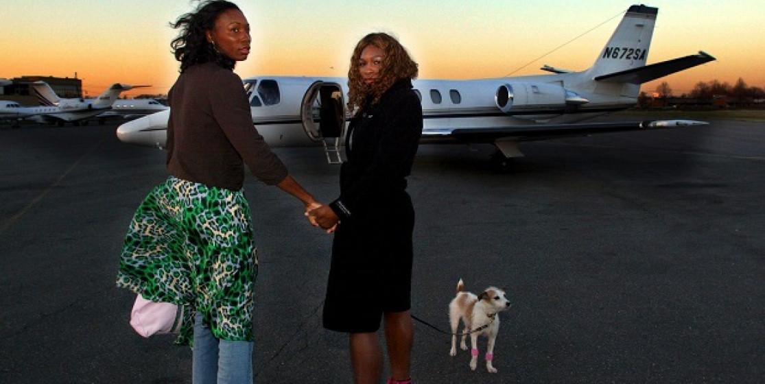 Top 10 : y a-t-il un tennisman dans l'avion ?