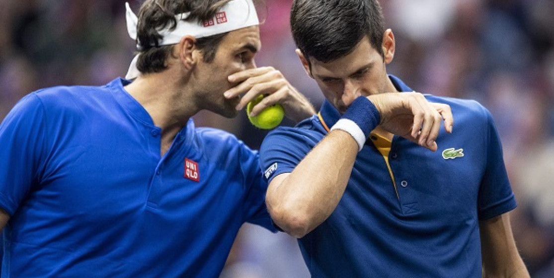 LAVER CUP BRINGING PLAYERS TOGETHER