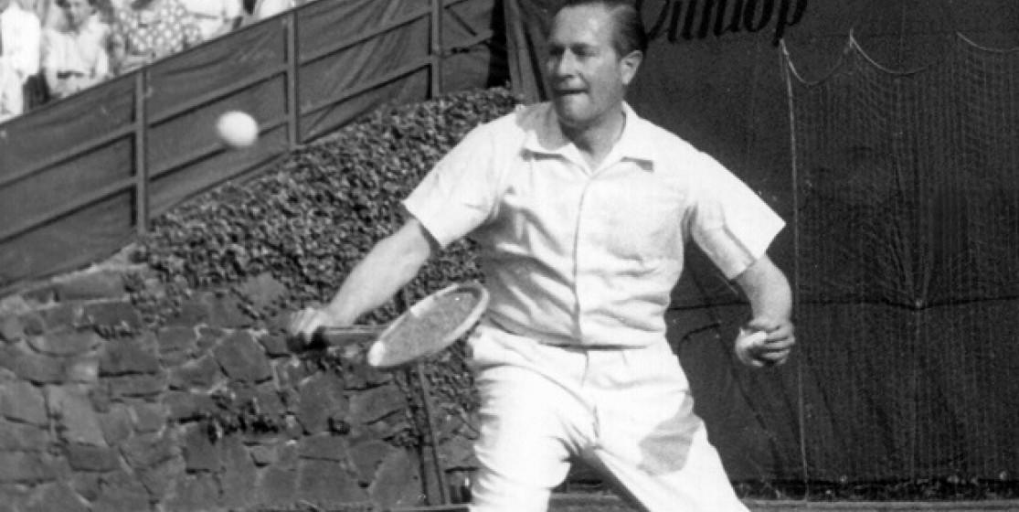 L'incroyable histoire du baron Gottfried von Cramm, tennisman allemand antinazi