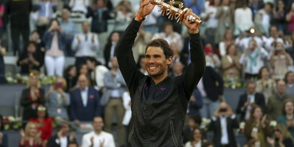 NADAL BY THE NUMBERS