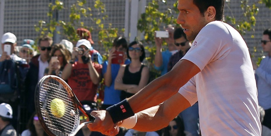 Djokovic, the shock treatment