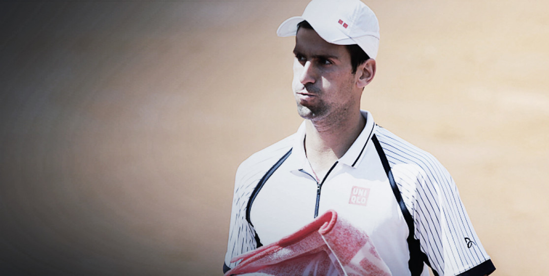 DJOKOVIC, FROM THE BOOS TO THE BARKS