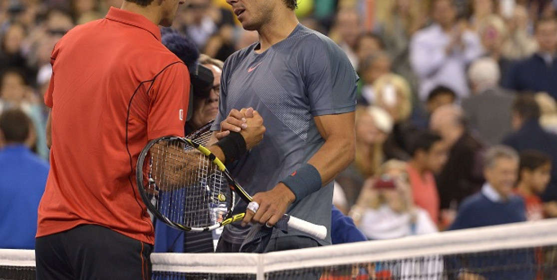 You know that you're world number one when...