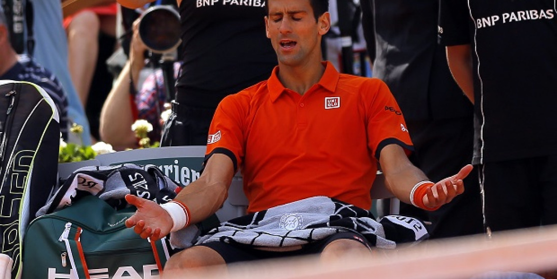 Top 10 : The cursed of Roland-Garros