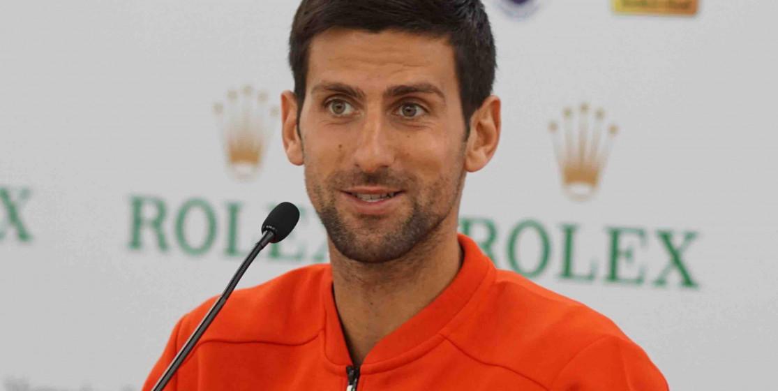 Pour Djokovic conquérir rime avec plaisir
