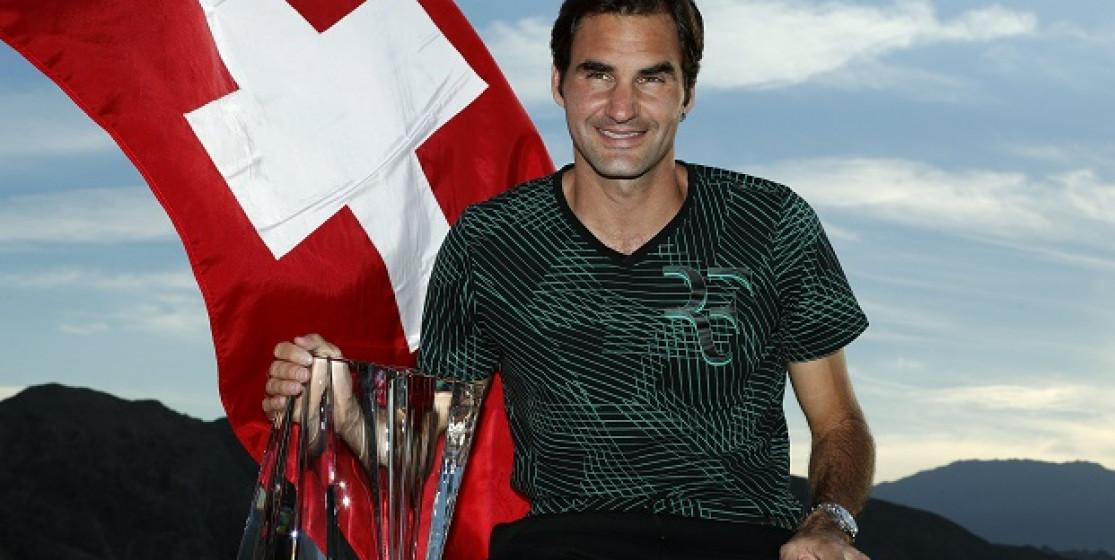Roger Federer, the return of the King