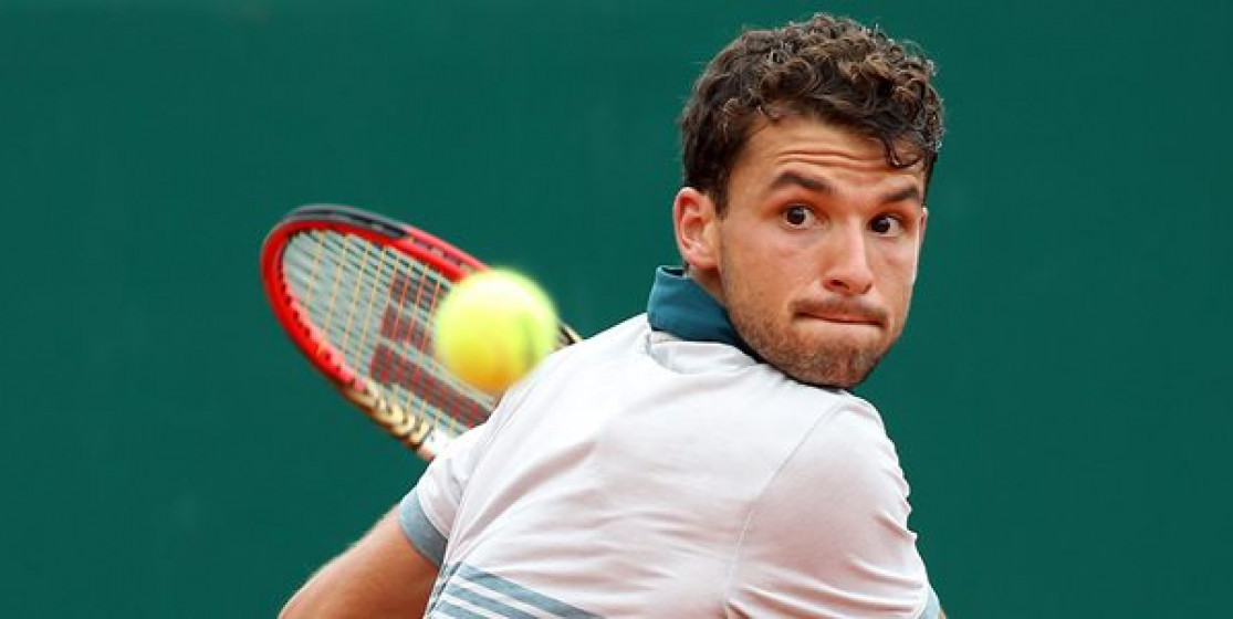 POTENTIAL YES, BUT NO STAR YET FOR GRIGOR DIMITROV
