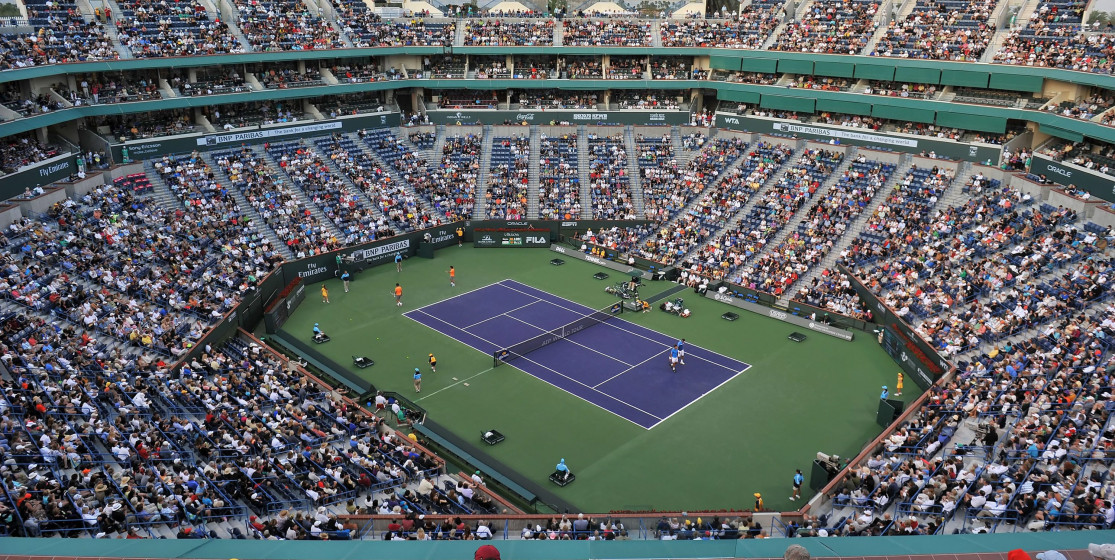 The tennis news (but not only) of the week: Indian Wells, a biopic and hot sauce