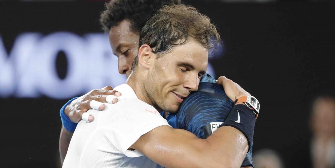 Rafael Nadal rime avec mental !