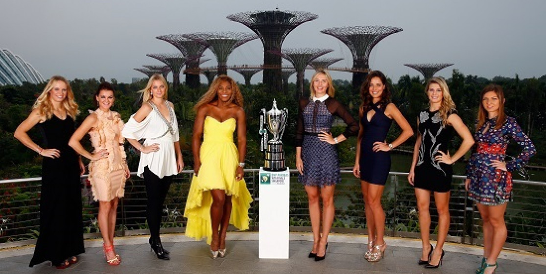 THE PREDICATIONS FOR THE BNP PARIBAS WTA FINALS - No.1 ON THE LINE
