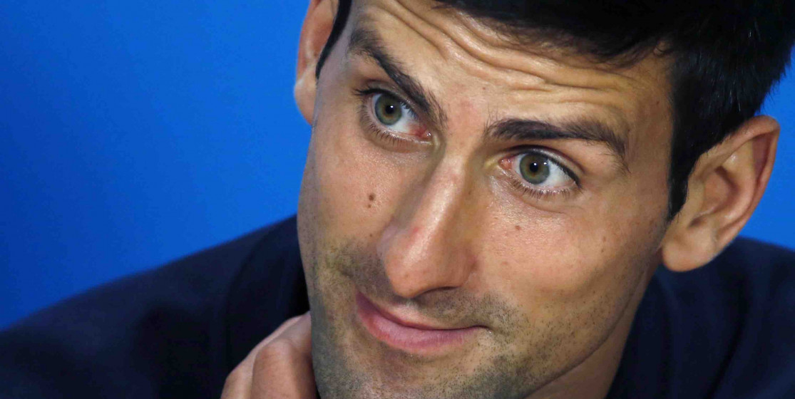 Novak Djokovic le vétéran