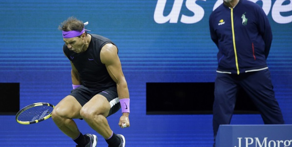 US OPEN ENTRIES REVEALED AS NADAL WITHDRAWS