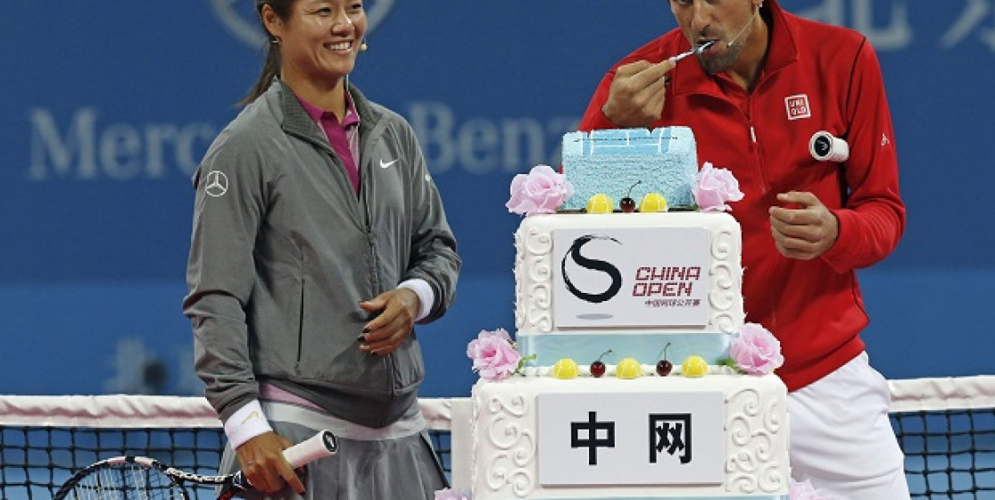 Top 10: Tennis players and their very, very special diets