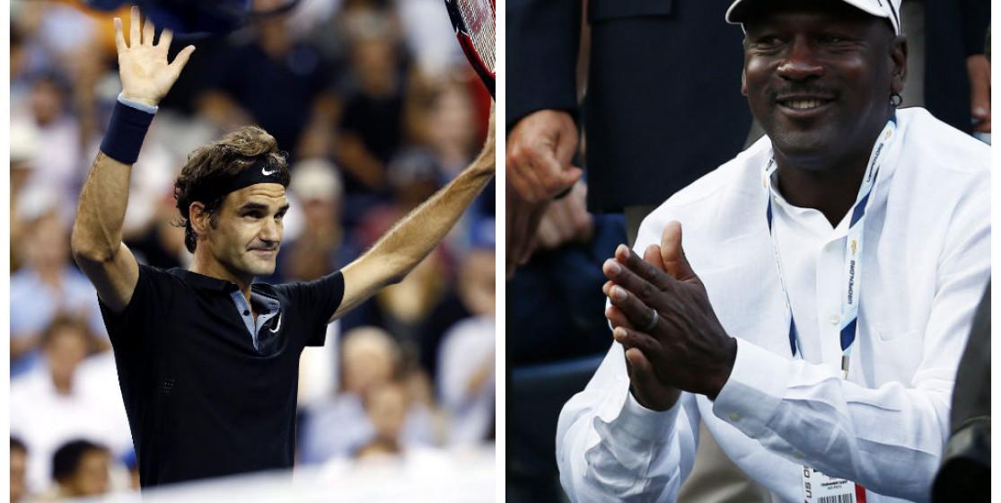 Les nouvelles chaussures de Roger Federer
