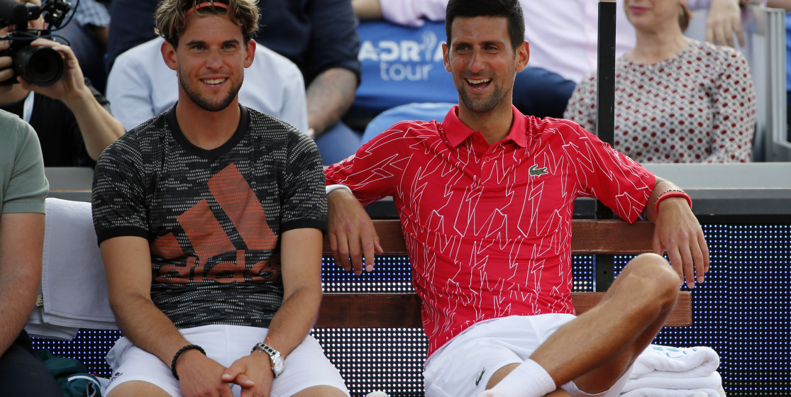 The tennis news (but not only) of the week: Djokovic and archeologists