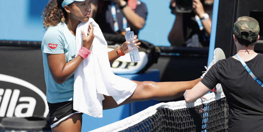 The tennis news (but not only) of the week: a crocodile and fragile bodies