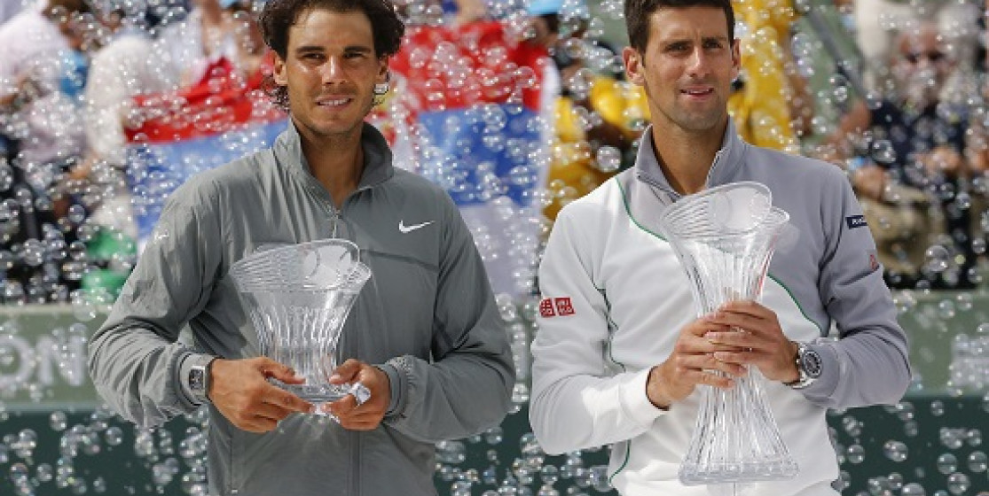 FASTEN YOUR SEATBELTS FOR RAFA AND NOVAK - THRILLERS TO COME