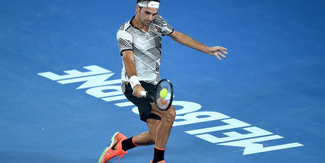 Roger Federer : retour réussi