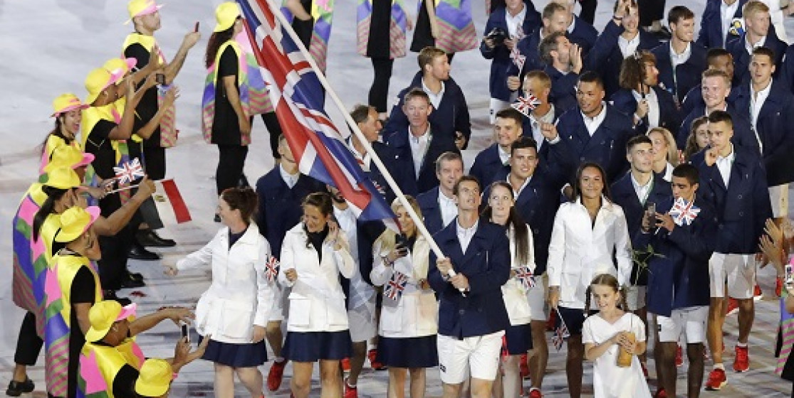 OLYMPICS - SO DIFFERENT