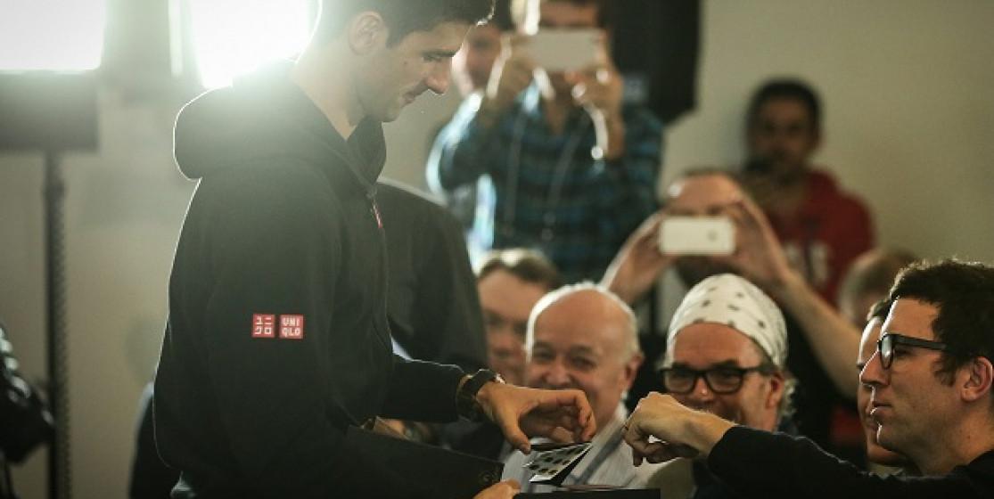 Djokovic, alone in his ATP kingdom