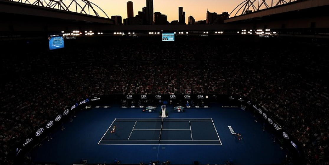 TB IN FINAL SET AT AO - NOW OFFICIAL