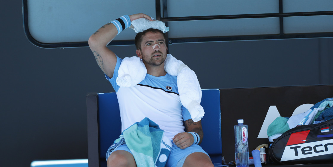 The tennis news (but not only) of the week: Tipsarevic's retirement and Matrix 4