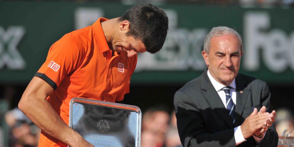 Novak Djokovic et la malédiction de Roland-Garros