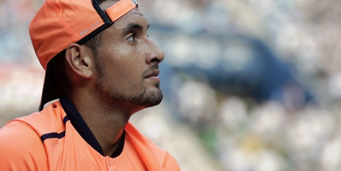 THE OTHER VIEW OF NICK KYRGIOS