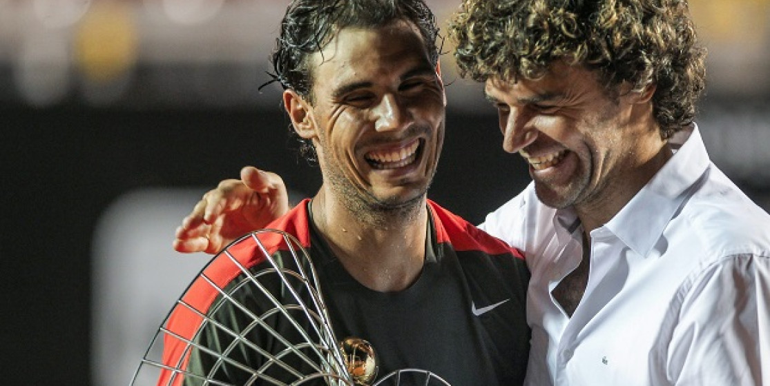 Nadal dans l'histoire, Venus le retour