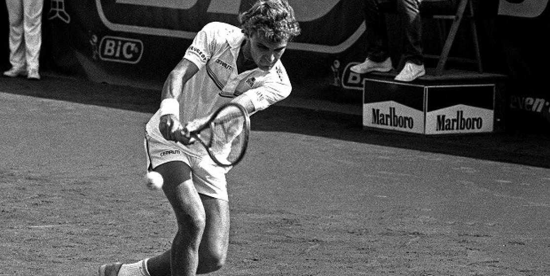 Le jour où Roland-Garros a rencontré Wilander