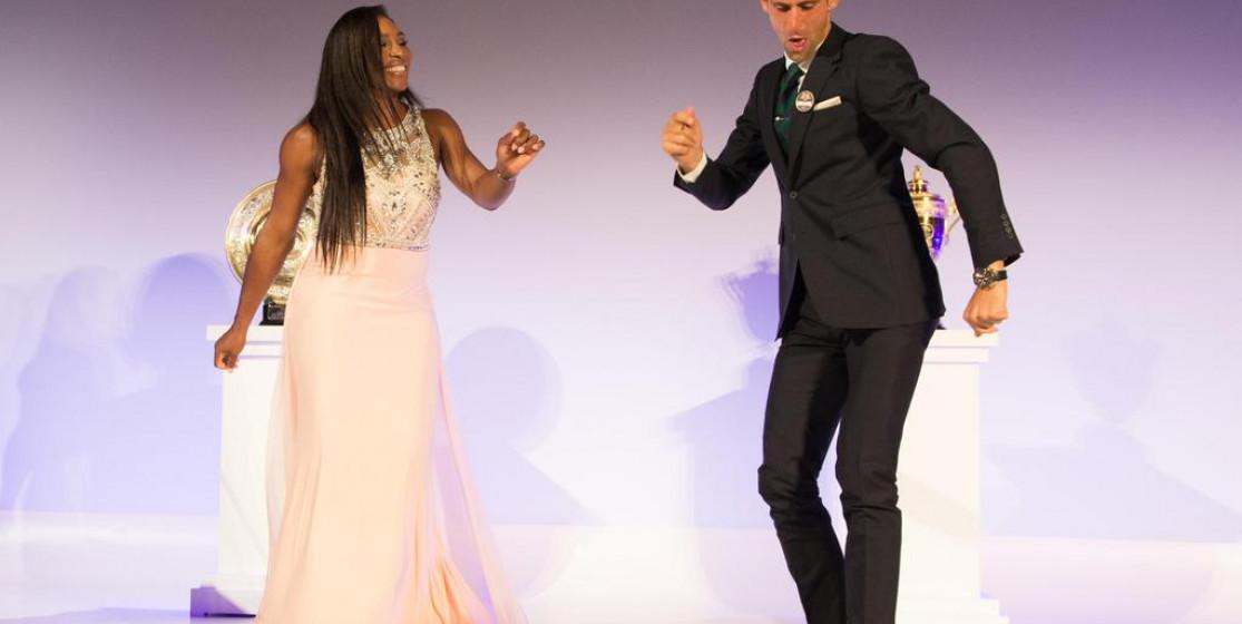 Williams et Djokovic : dansent avec les stars !