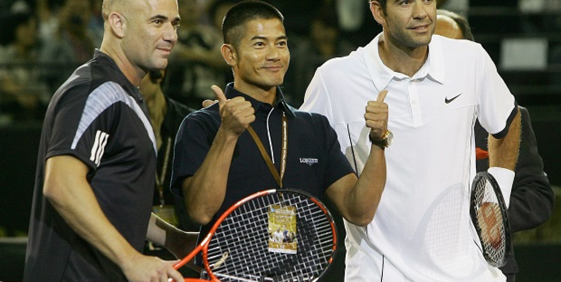 Tu sais que tu préférais le tennis dans les années 90 quand...