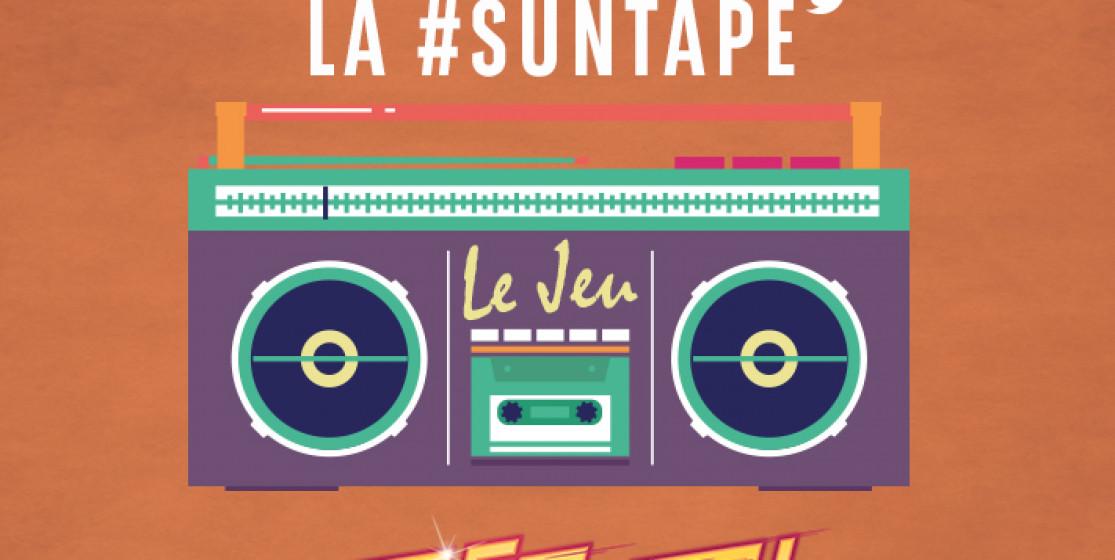 La #SunTape We Are Tennis débarque !