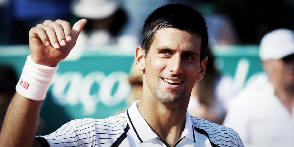 DJOKOVIC, LE BABY-SITTER