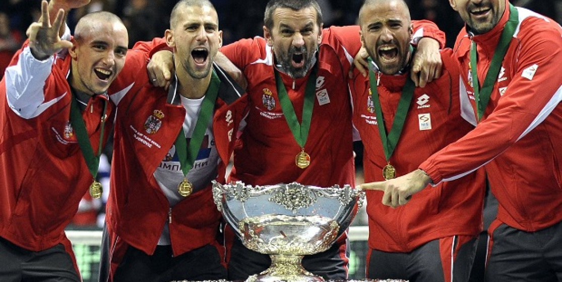 Davis Cup, when tennis turns out to be a team sport?
