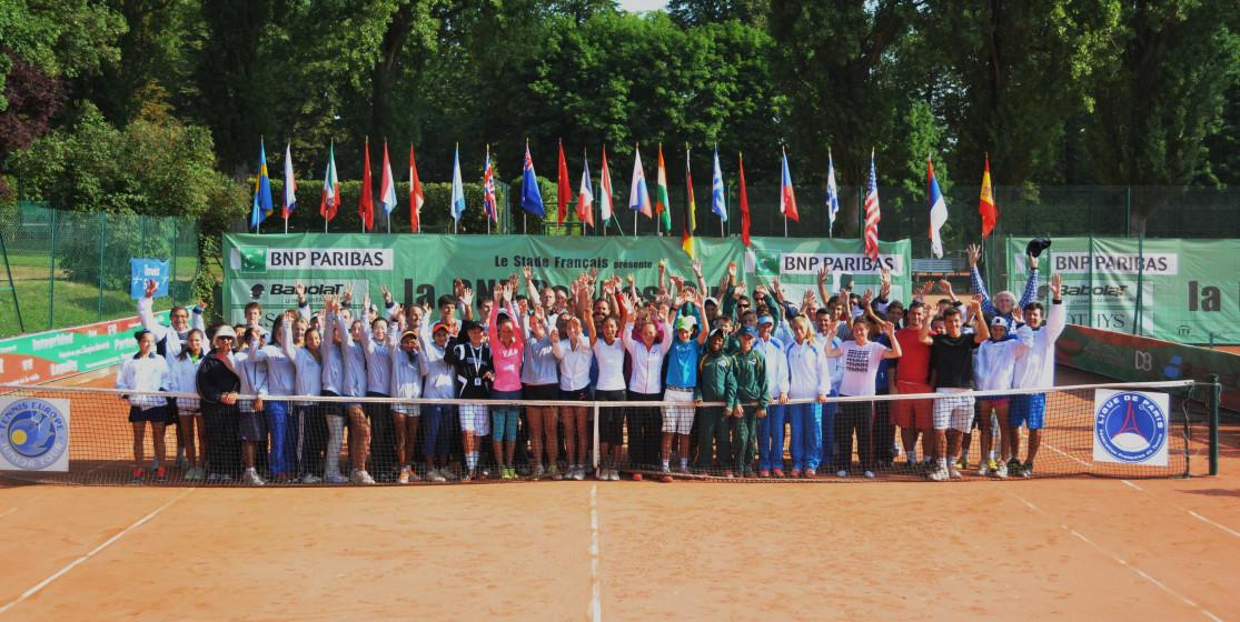 BNP PARIBAS Cup - Open des jeunes Tennis du Stade Français