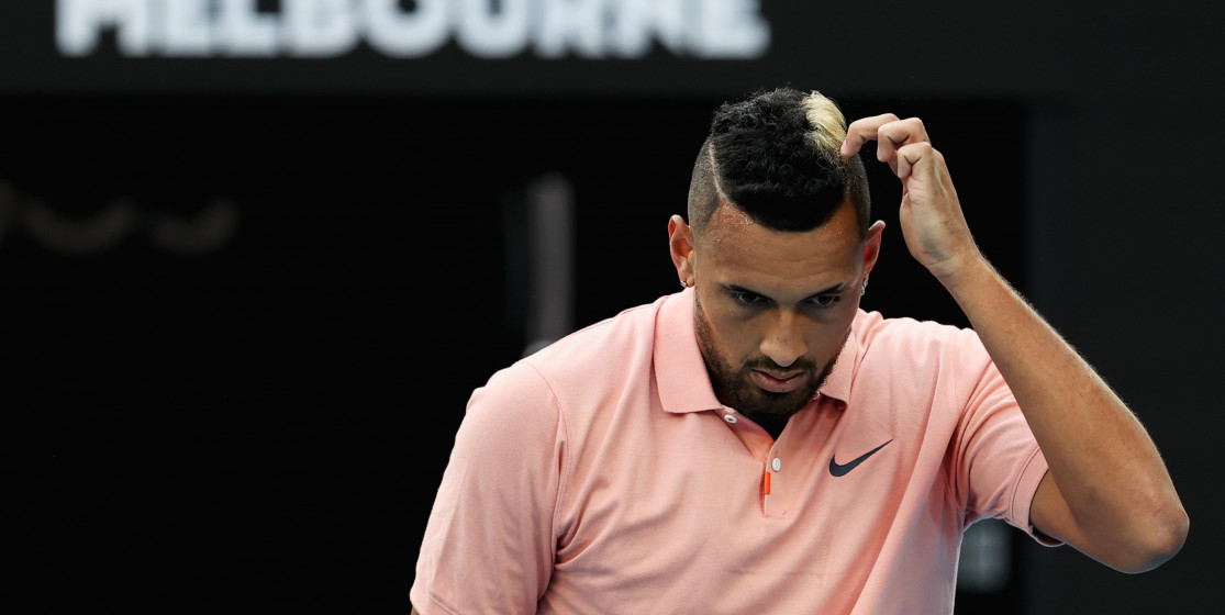 The tennis news (but not only) of the week: Kyrgios and the Gobi desert