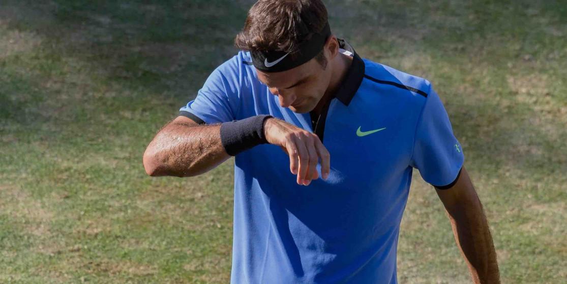 Federer profite du circuit à deux vitesses