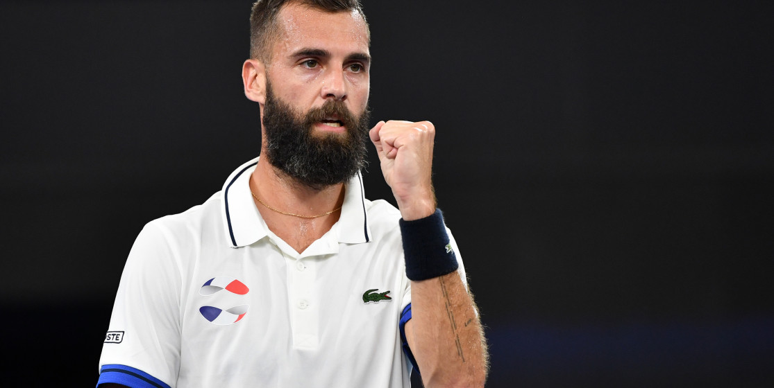 The tennis news (but not only) of the week: Paire enjoying drinks, and elephants as well